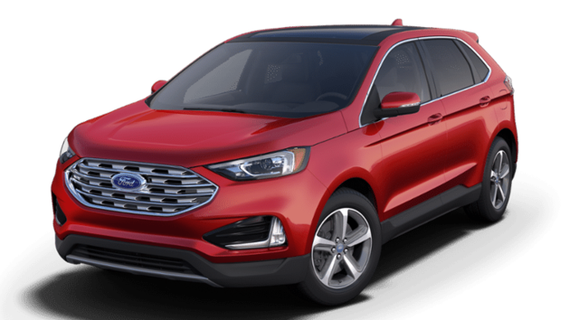 New 2019 Ford Edge SEL Crossover 2FMPK4J91KBB74704 KBB74704 in Vicksburg, MI